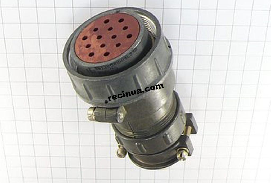 2РТТ40КПН14Г22В розетка кабельная