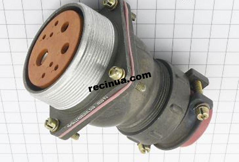 2РТТ48БПН9Г26В розетка кабельная