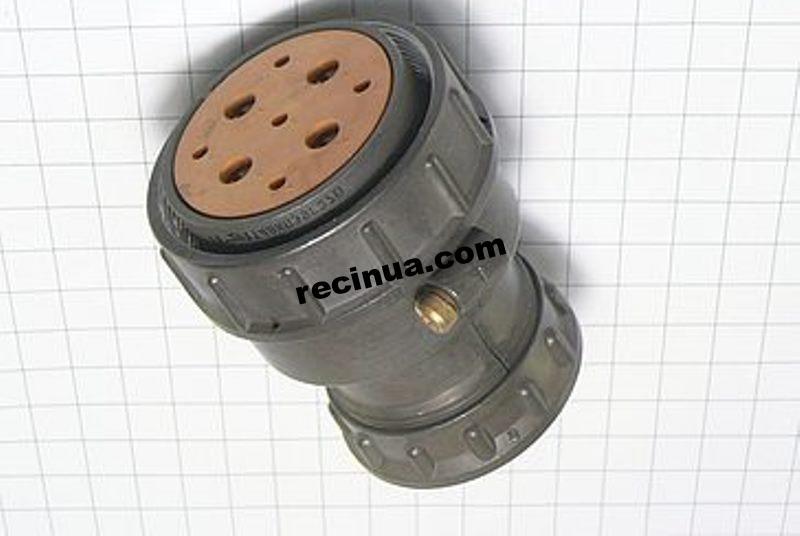 2РТТ48КПЭ9Г27В розетка кабельная