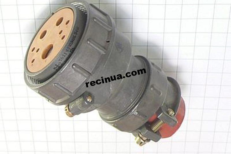2РТТ48КПН9Г26В розетка кабельная