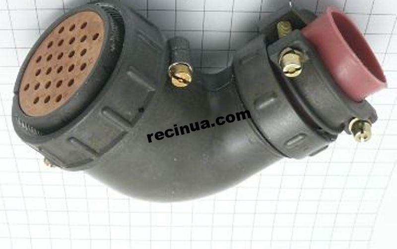 2РТТ48КУН26Г29В розетка кабельная