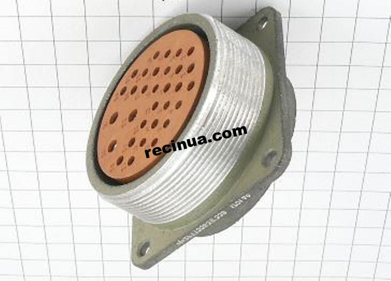 2РТТ55Б31Г33В розетка кабельная