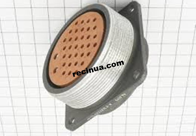 2РТТ55Б35Г34В розетка кабельная