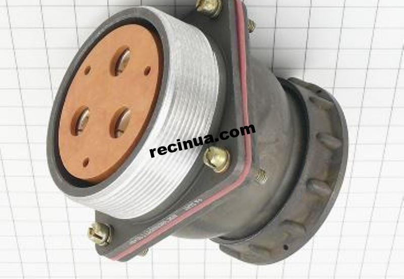 2РТТ55БПЭ6Г30В розетка кабельная