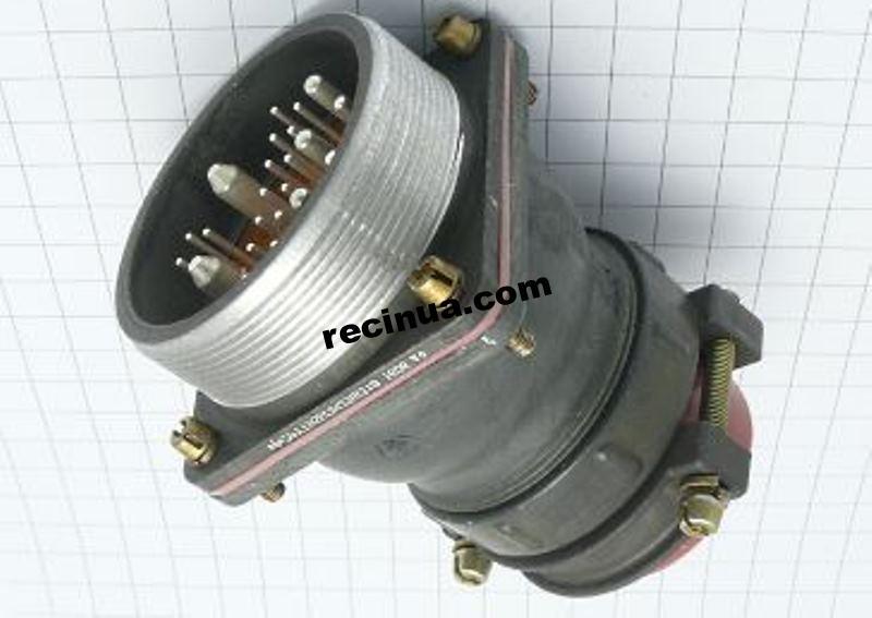 2РТТ55БПН23Ш31В вилка кабельная