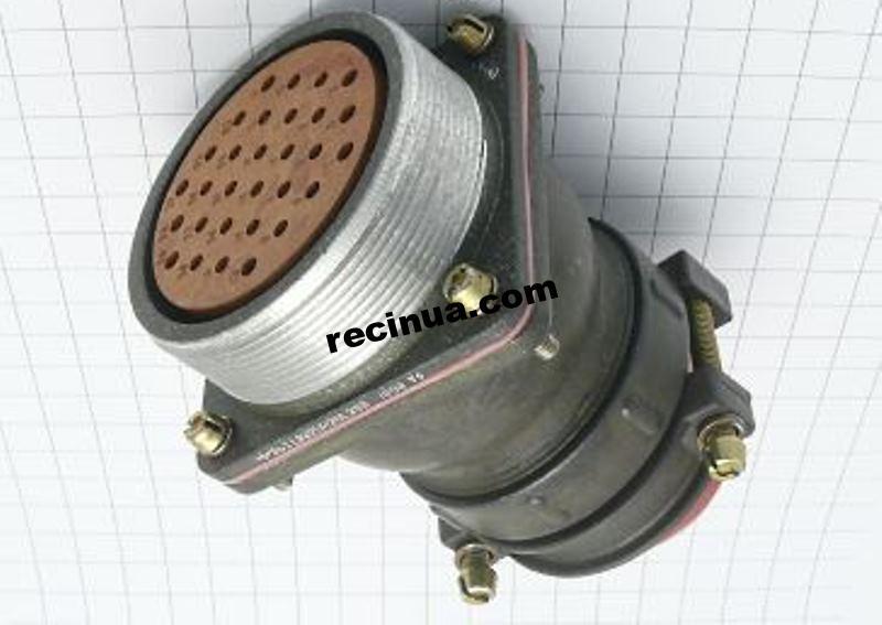 2РТТ55БПН30Г32В розетка кабельная