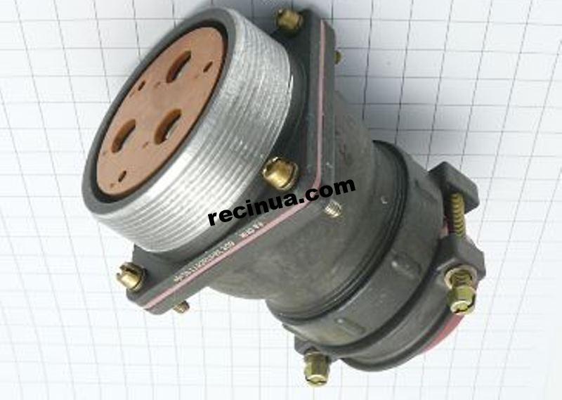 2РТТ55БПН6Г30В розетка кабельная