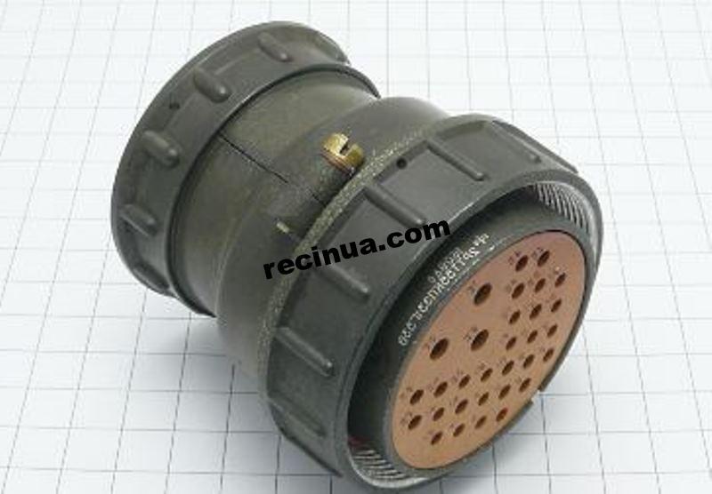 2РТТ55КПЭ31Г33В розетка кабельная