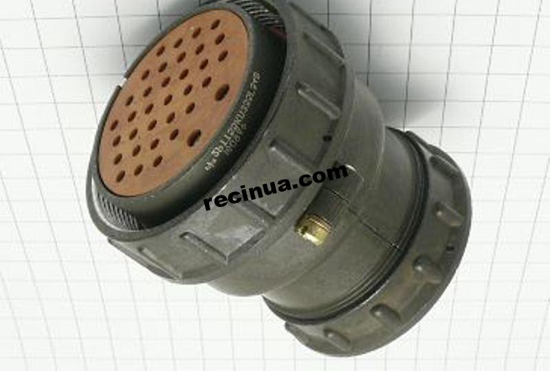 2РТТ55КПЭ35Г34В розетка кабельная
