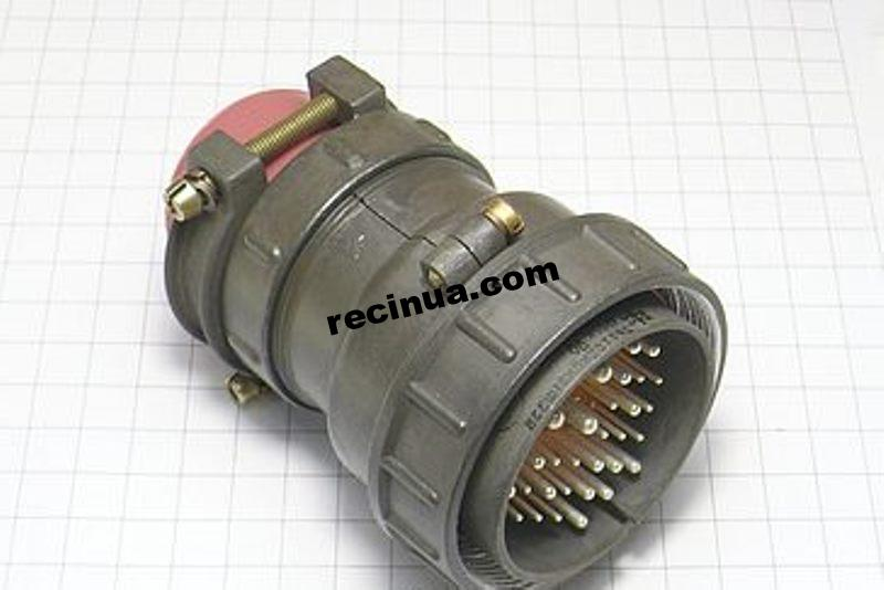 2РТТ55КПН31Ш33В вилка кабельная