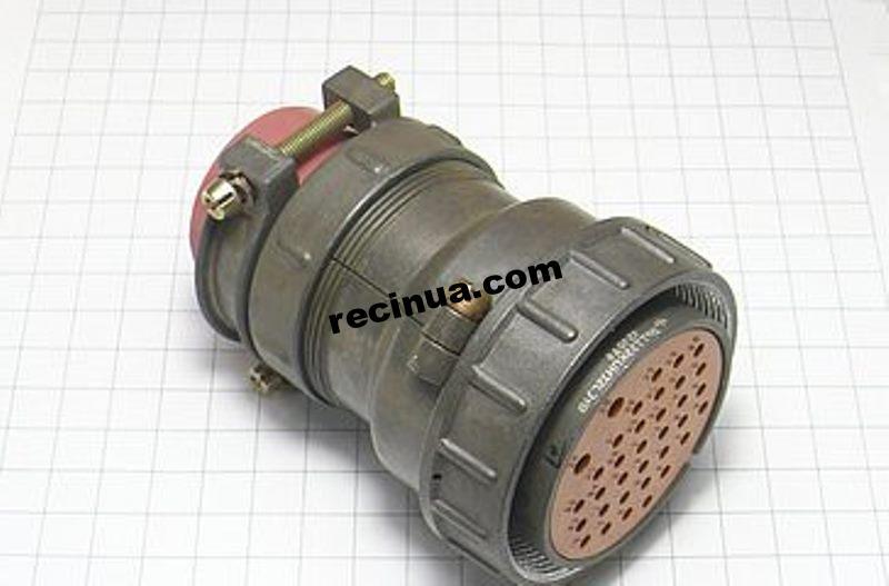 2РТТ55КПН35Г34В розетка кабельная