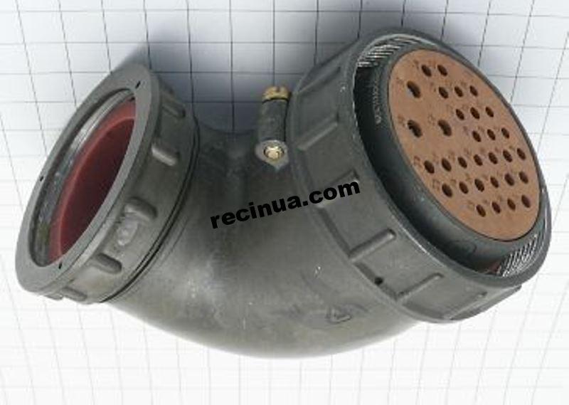2РТТ55КУЭ31Г33В розетка кабельная