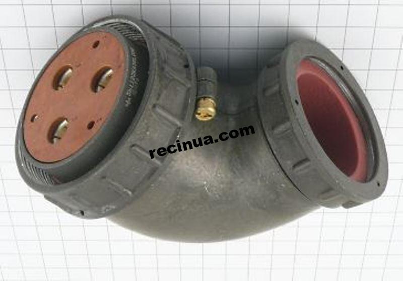 2РТТ55КУЭ6Г30В розетка кабельная