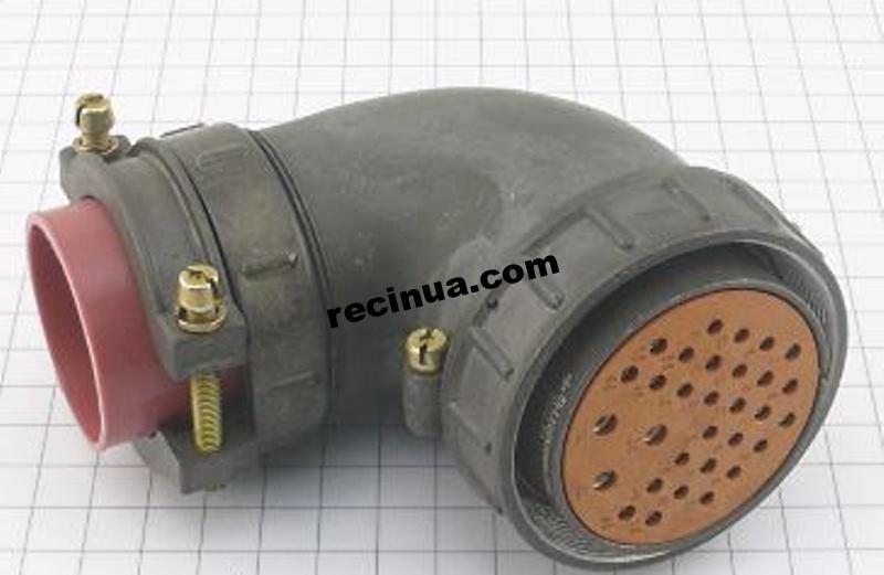 2РТТ55КУН31Г33В розетка кабельная