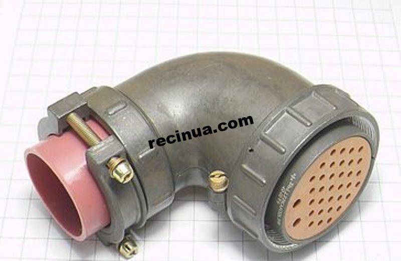 2РТТ55КУН35Г34В розетка кабельная