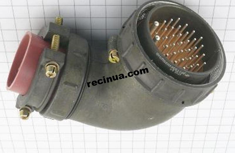 2РТТ55КУН35Ш34В вилка кабельная