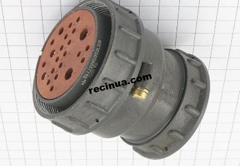 2РТТ55КПЭ23Г31В розетка кабельная