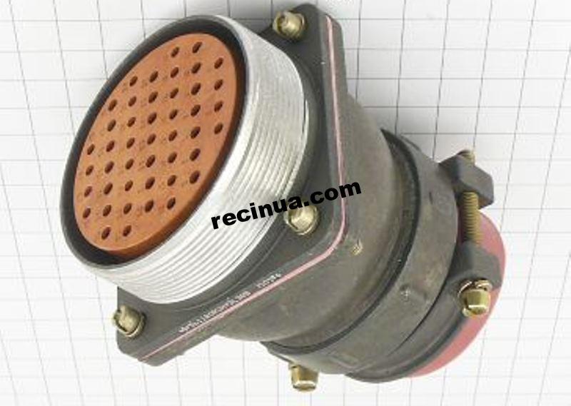 2РТТ60БПН45Г36В розетка кабельная