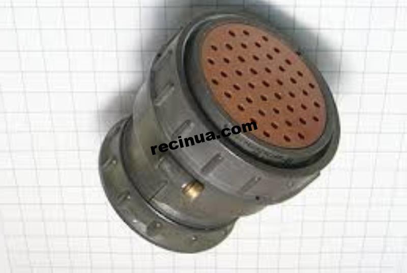 2РТТ60КПЭ45Г36В розетка кабельная