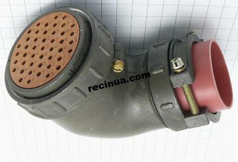2РТТ60КУН45Г36В розетка кабельная