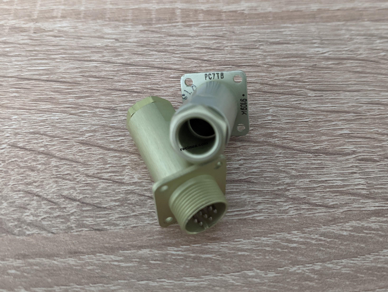 Вилка герметичная РСГ7БТВ с кожухом